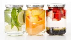 Detox water for cleansing and wellness
