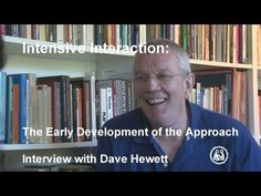 Intensive Interaction  Early Development  Interview with Dave Hewett