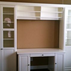 IKEA Liatorp bookcases with glass doors, Bridge and Desk | Yelp
