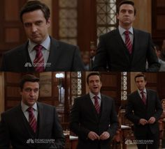 "ADA Rafael Barba - great character! ""Objection, argumentative and ridiculous!"""
