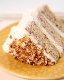 Some say this Southern layer cake earned its name because each otherworldly bite makes you hum with delight. Another theory is that it's as sweet as the sugared water used to attract its hovering namesake. Note: This recipe is courtesy of Paula Deen.