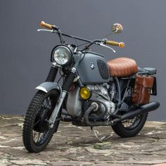 "tonightwedrinktomorrowweride: 1973 BMW "" Kraut Escape "" built by Frank Schulte . Bmw Cafe Racer, Cafe Racers, Scrambler Motorcycle, Cool Motorcycles, Vintage Motorcycles, Bmw Boxer, Ducati, Yamaha, Custom Bmw"