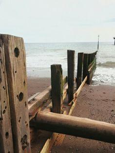 Teignmouth Beach, 19th October Monday, taken by Amanda.