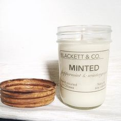 BLACKETT & CO. enjoy the sweet, refreshing scent of wintergreen and peppermint🍃