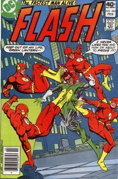 The Flash; Vol 282 comic, Professor Zoom book. 1980 DC, VFNM The Effective Pictures We Offer You About Comic Book panels A quality picture can tell you many things. You can find the most beau Flash Comic Book, Dc Comic Books, Vintage Comic Books, Vintage Comics, Comic Book Covers, Comics For Sale, Flash Comics, Silver Age Comics, Graphic Novels