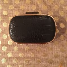BCBG clutch Never used BCBG clutch in perfect, new condition. BCBG Bags Wallets