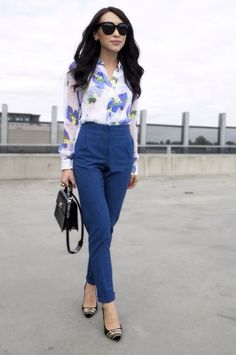 Pop into spring with florals