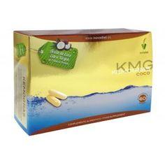 Promociones : kemogras aceite de coco 60 caps novadiet