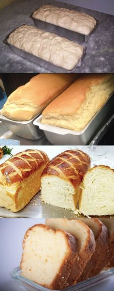 Tasty, Yummy Food, Bread Cake, Cute Food, Hot Dog Buns, Bread Recipes, Sweet Recipes, Food And Drink, Low Carb
