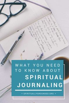 Everything you need to know about spiritual journaling.   Over several years now I had entertained the notion of keeping a spiritual journal, and whilst the idea had always appealed to me, I never really took it seriously enough to do anything about it. But now that I have finally taken the plunge, I can honestly say that my only regret is not having started earlier.