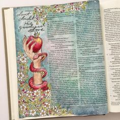 Find this Pin and more on GENESIS - Bible Journaling.