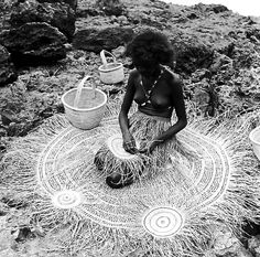 Australian Aborigine, 1950