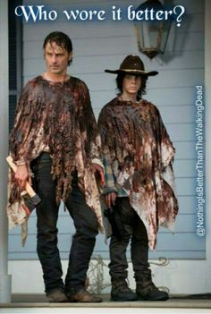 The Walking Dead #twd I stood on the porch right behind them in this scene!!!