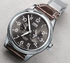 Coinciding nicely with the 20th anniversary of their original Worldtimer watch, Oris has released an updated model for 2017 with the Oris Big Crown ProPilot Worldtimer.