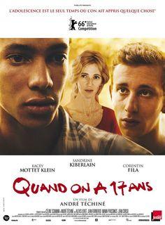 Quand on a 17 ans, le film touchant mais trop pudique d'André Téchiné