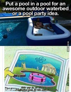 I want to do this! Spongebob Memes, Spongebob Squarepants, Boi, The Funny, Sponge Bob, Funny Humor, El Humor, Funny Quotes, Hilarious Memes
