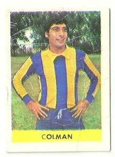 Colman - Rosario Central 1970