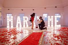 Cute Proposal Ideas, Romantic Proposal, Best Wedding Proposals, Marriage Proposals, Romantic Room Surprise, My Perfect Wedding, Marry Me, Vows, Relationship Goals