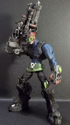 Trapjaw (Masters of the Universe) Custom Action Figure