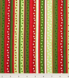 Noel Collection-Dot Stripe
