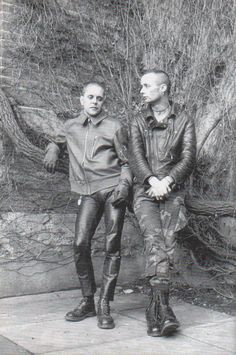 Genesis P-Orridge & David Tibet