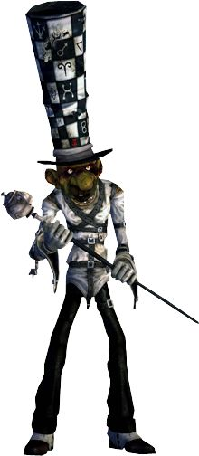 Alice Madness Returns' The Mad Hatter