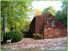 Rockcliffe Farm Retreat and Lodge, LLC in Appomattox - sleeps 24. no pool