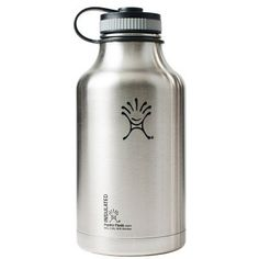 Hydro Flask Beer Growler - Stainless