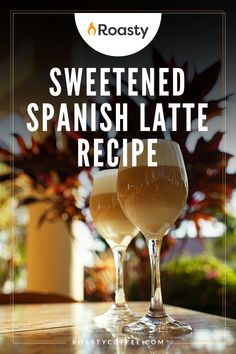 Serve this drink over ice or keep it hot! If you've never tried a Spanish latte before, you're in for a real treat. The espresso-based beverage is made with both regular milk and condensed milk. BONUS: It's sweeter than a normal latte! #coffee #espresso #spanishlatte #coffeerecipe Coffee Snobs, Coffee Tasting, Coffee Drink Recipes, Coffee Drinks, Spanish Coffee, Vietnamese Iced Coffee, Make Your Own Coffee, Ground Coffee Beans, Easy Coffee