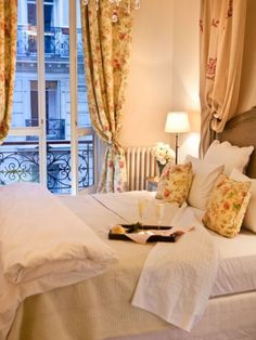 Paris apartment boudoir | Decorare ᘡղbᘠ