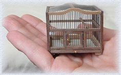 birdcage tutorial, amazing!! I don't think I'll ever make this one, but had to pin it. It's really an amazing piece of craftsmanship!