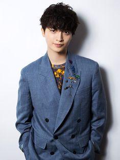 Yuta Tamamori, Double Breasted Suit, Suit Jacket, Profile, Suits, Jackets, Mens Hair, Website, Boys