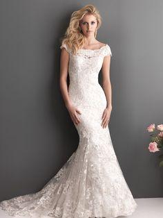 2610 Allure Romance Bridal Gown
