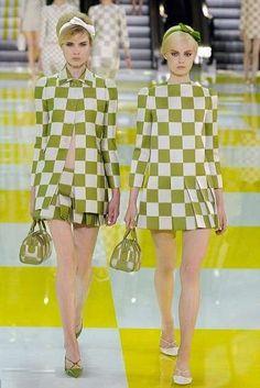 Moda anni 60: abiti e accessori - Moda anni 60, minidress Marc Jacobs