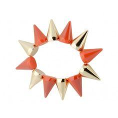 Acrylic Conical Bracelet