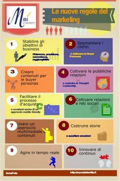 Le nuove (?) regole del #marketing