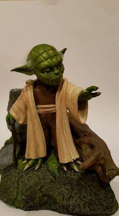 Yoda by Michelle Kuhlmann #toysandgames