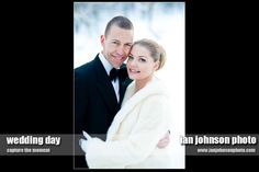 winter wedding portrait photos   #winterweddings Winter Weddings, Portrait Photo, Photo Tips, Wedding Portraits, Great Photos, Photographers, Wedding Day, In This Moment, Movie Posters