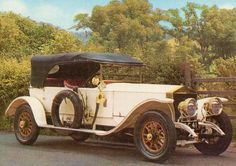 Chassis 1962 (1912) re-bodied Roi-des-Belges Tourer by Jarvis