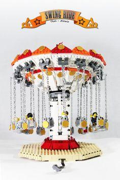 Lego Carnival Swing Ride