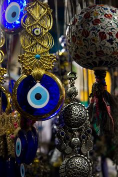 Evil eye /Grand Bazaar,Istanbul,Turkey