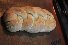 Braided Artisan Bread from Too Zesty http://toozesty.wordpress.com/2014/03/04/making-bread-and-trail-side-memories-of-switzerland/#comment-28