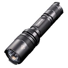 MT25 Flashlight, Black, 390lm, 1 x 18650. $53.95