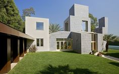 gehry residence | Frank Gehry's Schnabel House Updated