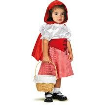 Baby Red Ridding Hood