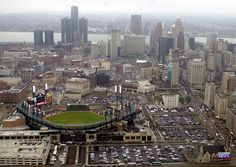 Pictures of Detroit Michigan | heart of detroit michigan just minutes walk from