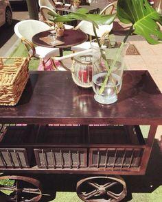 Kitchen industrial trolley by dovetail my kinda kitchen - Singular kitchen madrid ...