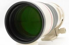 #13777 Canon Lens EF 300mm f4L IS Excellent++ Japan Import F/S Gift Nakano Tokyo #Canon