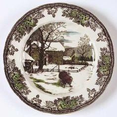 "Johnson Brothers Friendly Village, The (""England 1883"") Plate-Luncheon, Fine China Dinnerware by Johnson Brothers, http://www.amazon.com/dp/B004BEUFCY/ref=cm_sw_r_pi_dp_LDNIpb1K6JY7F"