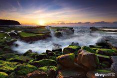 'Northern Lights' - Turimetta Beach